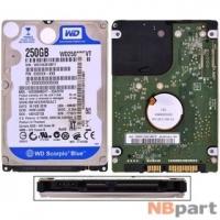 HDD Накопитель 2.5 SATA 250Gb 5400RPM