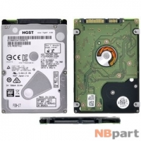 HDD Накопитель 2.5 SATA 500Gb 5400RPM