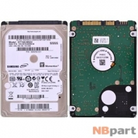 HDD Накопитель 2.5 SATA 750Gb 5400RPM
