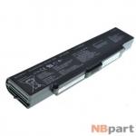Аккумулятор для Sony / VGP-BPS9/B / 11,1V / 4800mAh / 53Wh черный
