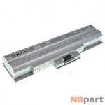 Аккумулятор для Sony / VGP-BPS13A/S / 11,1V / 4800mAh / 53Wh серебристый
