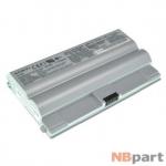 Аккумулятор для Sony / VGP-BPS8/S / 11,1V / 4800mAh / 53Wh серебристый