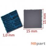 Термопрокладка 1,0 мм 1,5x1,5 LAIRD (США)