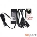 Зарядка 7,4x5.0mm / 19V / 90W 4,74A / 384019-001 HP (оригинал)