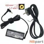 Зарядка 4,8x1,7mm / 10,5V / 45W 4,3A / VGP-AC10V10 Sony (оригинал)