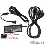 Зарядка 5,5x1,7mm / 19V / 45W 2,37A / A13-045N2A Acer (оригинал)