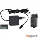Зарядка Special conector / 19V / 33W 1,75A / Asus X205 (оригинал)