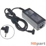 Зарядка 2,5x0,7mm / 19V / 40W 2,1A / (копия) (без силового кабеля)