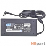 Зарядка 5,5x2,5mm / 19,5V / 150W 7,7A / MSI GV72 7RE ADP-150VB B