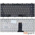 Клавиатура для Toshiba Satellite 2710 черная