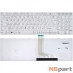 Клавиатура для Toshiba Satellite C50-A белая