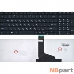 Клавиатура для Toshiba Satellite C50-A черная