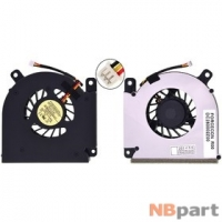 Кулер для ноутбука Acer Aspire 3690 / DFB552005M30T F603-CW (двойной выход) 3 Pin