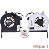Кулер для ноутбука Gateway NV44 / AB0705HX-EBB (Z07) 4 Pin