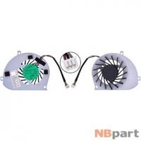 Кулер для ноутбука Toshiba Satellite T130 / AD5805HX-QB3 3 Pin
