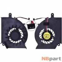 Кулер для ноутбука Samsung RC530 / KSB0705HA-AF75 4 Pin / 3ware