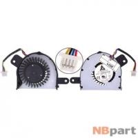 Кулер для ноутбука Asus EEE PC 1011 / KSB0405HB-BD33 4 Pin