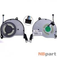 Кулер для ноутбука HP Pavilion 15-n000sr / 736218-001 4 Pin