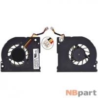 Кулер для ноутбука Dell Inspiron e1705 (PP05XB) / DC28000020L 3 Pin