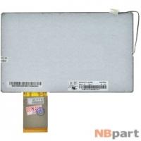Дисплей 7.0 / шлейф 60 pin 800x480 5mm / HSD070IDW1-A / Провод на подсветку