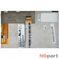 Дисплей 7.0 / FPC 31 pin 1280x800 3mm / CLAA070WP03 / ASUS Google Nexus 7 (ME370TG)