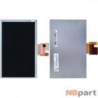 Дисплей 7.0 / шлейф 31 pin 1024x600 3mm / BA070WS1-200 / ASUS Eee Pad MeMO ME172V (K0W/K00W)