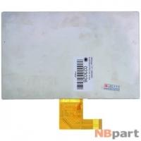 Дисплей 7.0 / шлейф 41 pin 1024x600 (105x165mm) 3mm / HB070NA-01D
