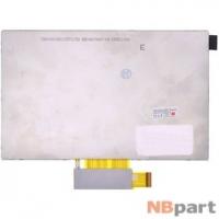 Дисплей 7.0 / шлейф 39 pin 1024x600 (104x167mm) 3mm / BP070WS1-400