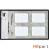 Дисплей 8.0 / FPC 31 pin 1280x800 3mm / N080ICE-GB0 REV.A1 / ASUS MeMO Pad HD 8 (ME180A) (K00L)