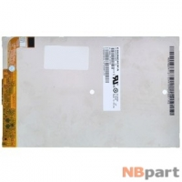 Дисплей 8.0 / MIPI 34 pin 1280x800 3mm / CLAA080WQ04 XG