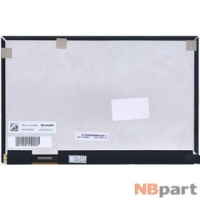 Дисплей 10.1 / FPC 51 pin 2560x1600 3mm / LQ101R1SX03 / ASUS Transformer Pad (TF701T) K00C