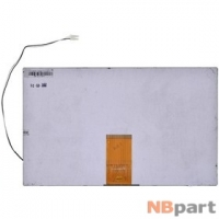 Дисплей 10.1 / шлейф 60 pin 1024x600 5mm / H-B101D-18E / Провод на подсветку