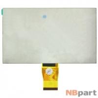 Дисплей 7.0 / шлейф 50 pin 1024x600 (97x164mm) 3mm / T7650B-E-01