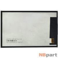 Дисплей 7.0 / FPC 31 pin 1280x800 (104x165mm) 3mm / K070-B2M31I-FPC-A