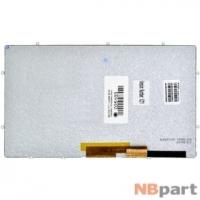 Дисплей 10.1 / шлейф 50 pin 1024x600 (137x233mm) 3mm / FPC-B10113001 V3