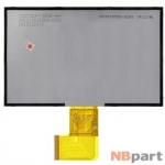 Дисплей 7.0 / шлейф 50 pin 1024x600 (103x164mm) 3mm / KD070D47-50NB-A64