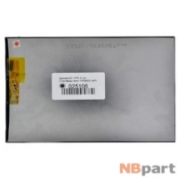 Дисплей 8.0 / FPC 31 pin 1280x800 (114x184mm) 3mm / FPC80031-MIPI
