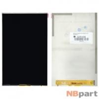 Дисплей 8.0 / шлейф 39 pin 1280x800 3mm / FPC8004-1 / Alcatel Pixi 8 9005X 3G