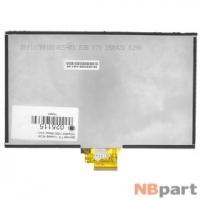 Дисплей 7.0 / шлейф 40 pin 1024x600 (100x165mm) 3mm / 20810700180455-01