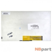 Дисплей 10.1 / шлейф 40 pin 1024x600 3mm / MF1011684011B