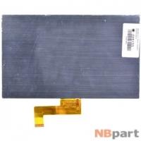 Дисплей 10.1 / шлейф 40 pin 1024x600 / WJWS101051A