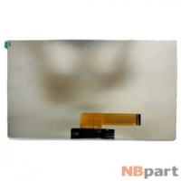 Дисплей 10.1 / шлейф 40 pin 1024x600 / XYX-101H21