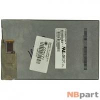 Дисплей 7.0 / шлейф 39 pin 1280x800 (100x161mm) / CLAA070WQ62 XG M