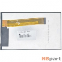 Дисплей 8.0 / 40 pin 1280x800 (114x184mm) 3mm / FY08021DI27A33-1-FPC1-A