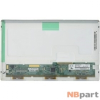 Матрица 10.0 / LED / Normal (5mm) / 30 pin LVDS R-D / 1024x600 / HSD100IFW1-A00 / TN matt Asus Eee PC 1005HA