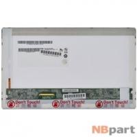 Матрица 10.1 / LED / Normal (5mm) / 40 pin L-D / 1280x720 / B101EW02 V.0 / TN