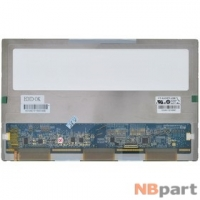 Матрица 10.2 / LED / Slim (3mm) / 30 (eDP) R-D / 1024x600 / CLAA102NA1BCN