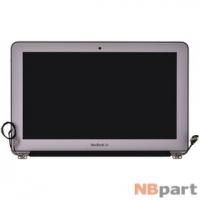 Крышка матрицы в сборе для MacBook Air 11 A1370 (EMC 2393) 2010