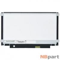 Матрица 11.6 / LED / Slim (3mm) / 30 (eDP) R-D / 1366X768 (HD) / N116BGE-EA2 / TN L-R