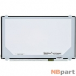 Матрица 15.6 / LED / Slim (3mm) / 30 (eDP) R-D / 1920x1080 (FHD) / N156HGE-EB1 / TN matt U-D